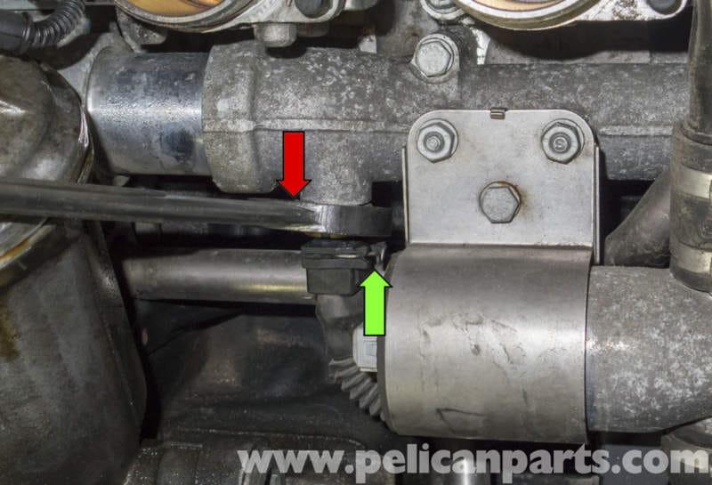 Bmw Z4 M Coolant Temperature And Oil Pressure Sensor