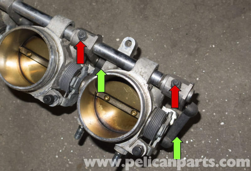 Bmw Z4 M S54 6 Cylinder Throttle Body Replacement 2003 2006 Pelican Parts Diy Maintenance