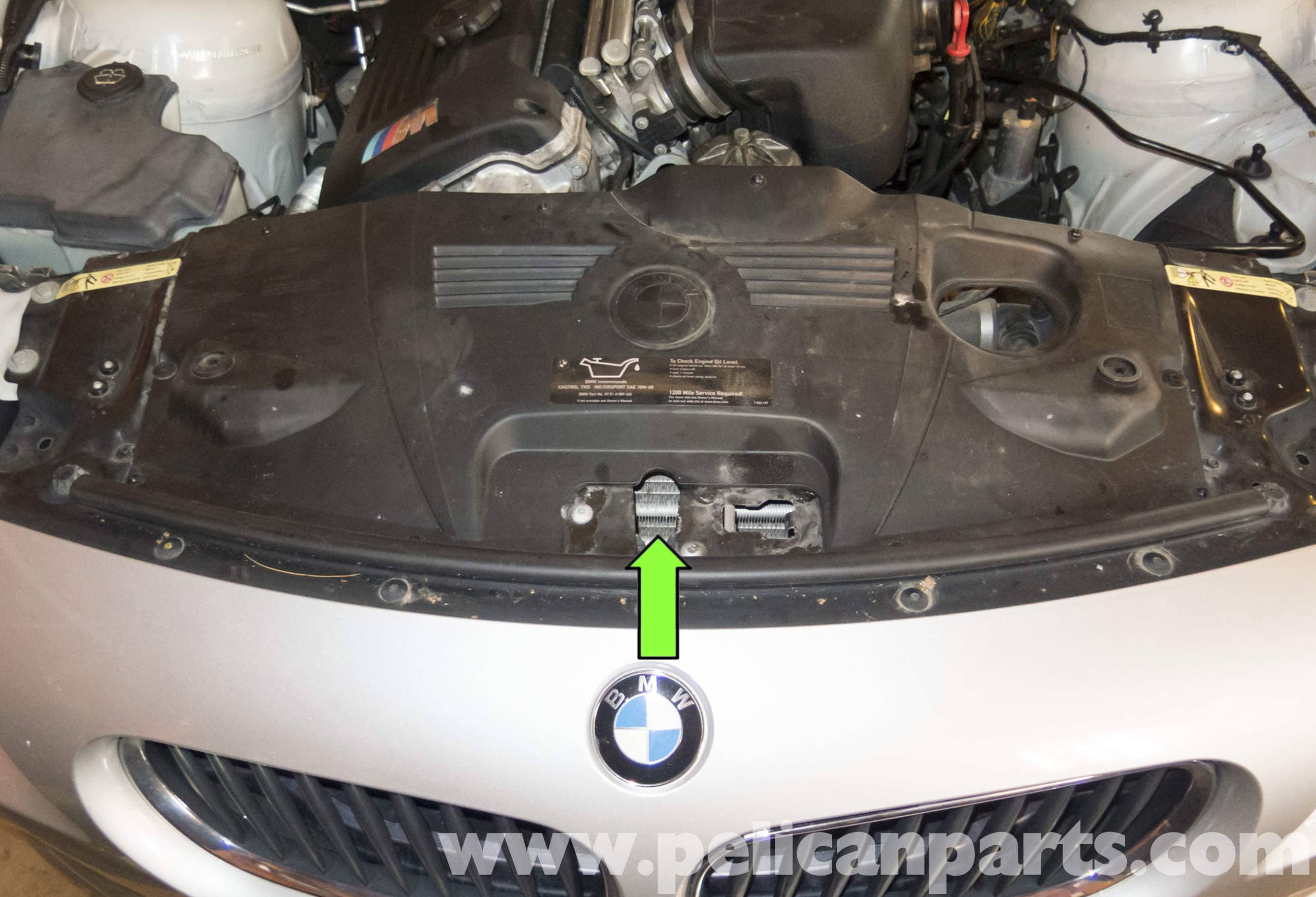 Bmw Z4 M Power Steering Cooling Loop Replacement 2003