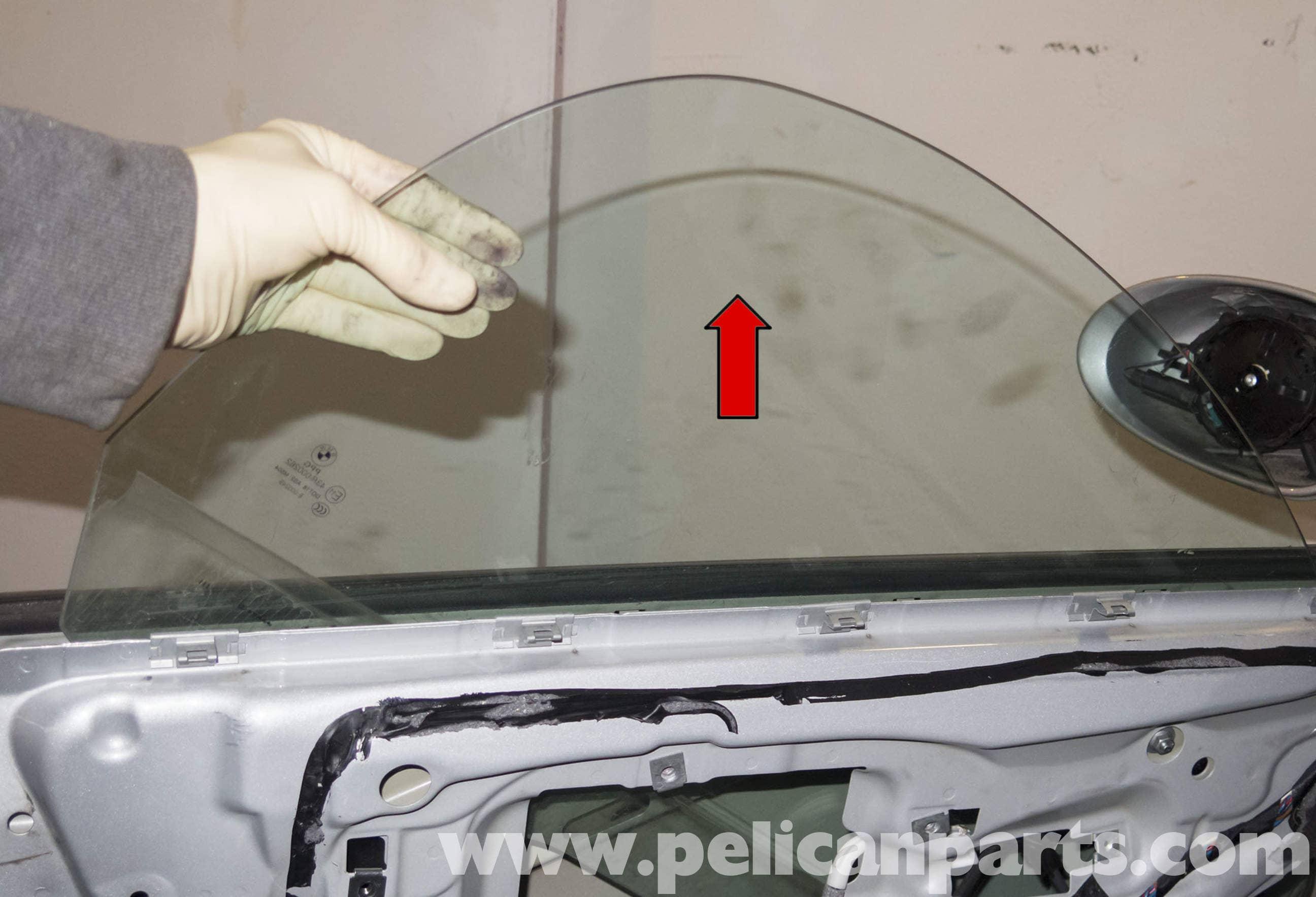 Bmw Z4 M Front Window Regulator Replacement 2003 2006 Pelican