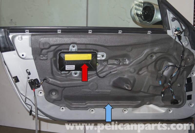 Bmw Z4 M Door Latch Replacement 2003 2006 Pelican