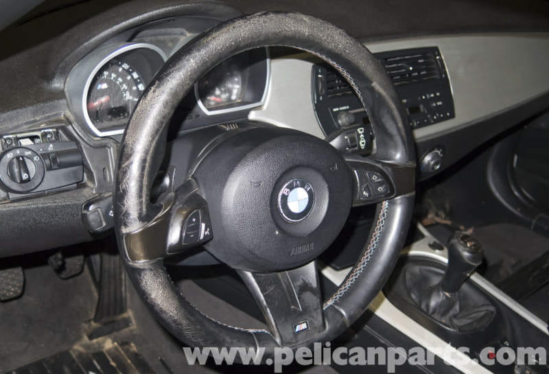 Bmw Z4 M Steering Wheel Amp Driver Airbag Replacement 2003
