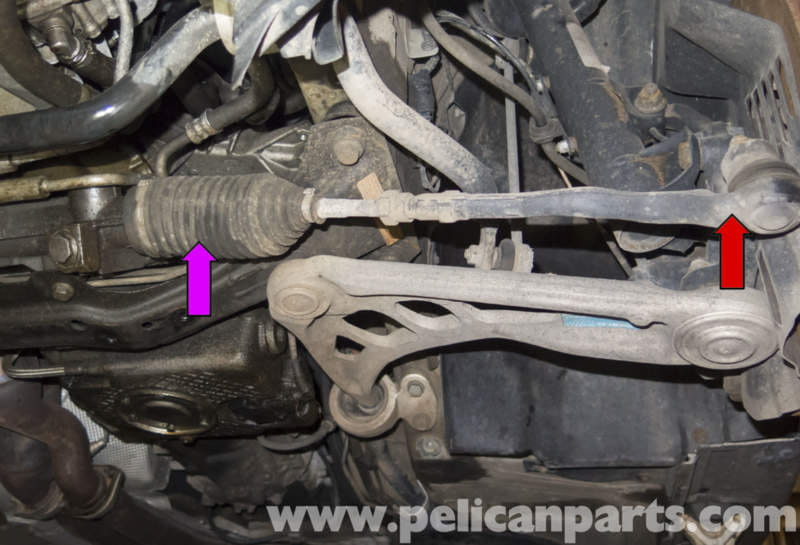 Pic on Tie Rod End Replacement