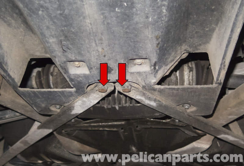 Bmw Z4 M Jacking Up Your Vehicle 2003 2006 Pelican Parts Diy Maintenance Article