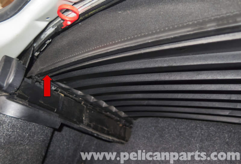 Bmw Z4 M Convertible Stowage Compartment Base Replacement