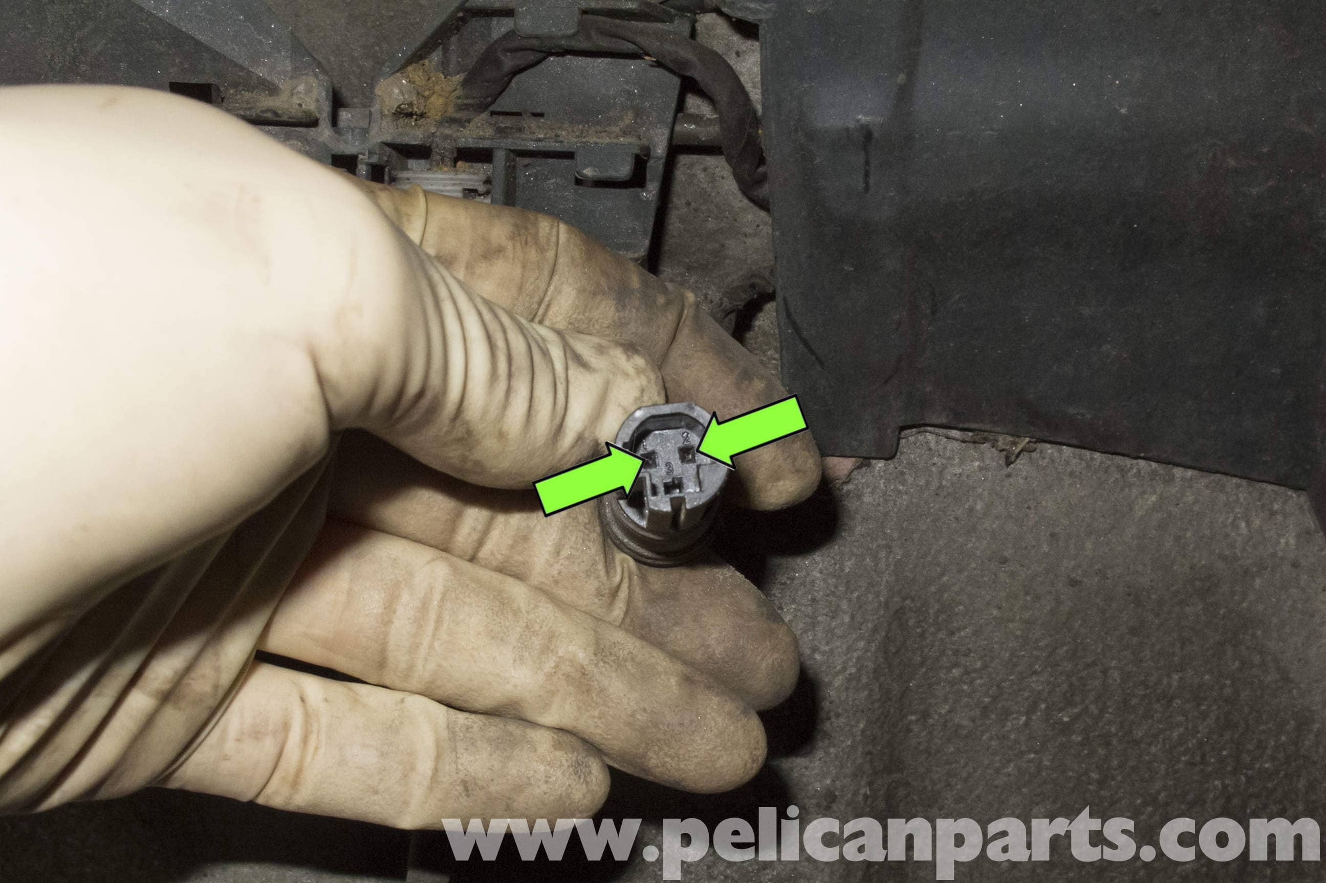 Bmw Z4 M Brake Pads Replacement 2003 2006 Pelican