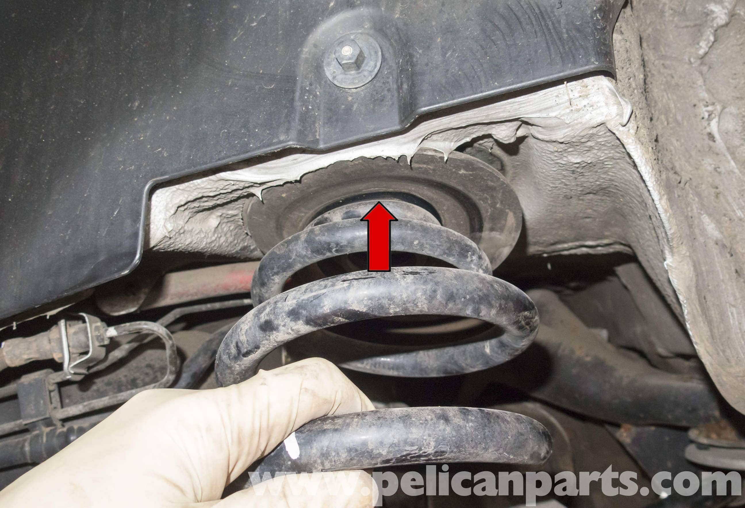 Bmw Z4 M Rear Coil Spring Replacement 2003 2006