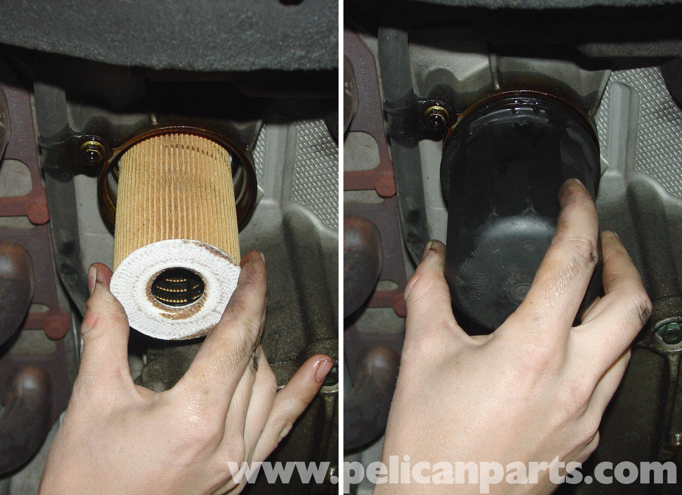 Porsche Boxster Oil Change | 986 / 987 (1997-08) | Pelican ...