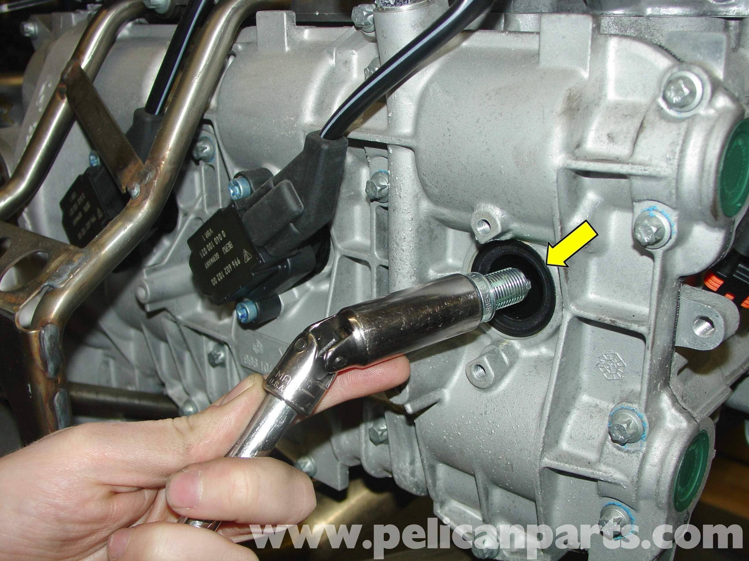 Mercedes R  Ignition Coils And Wires