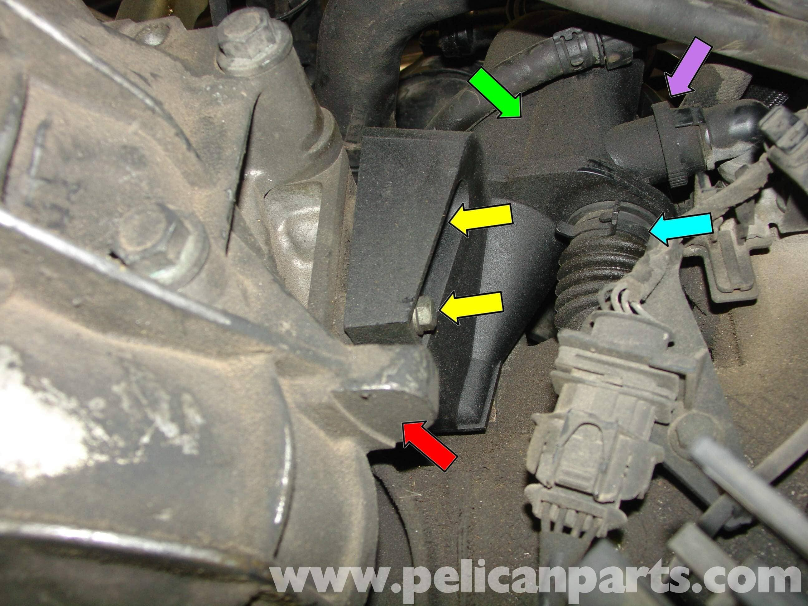Porsche Boxster Air Oil Separator Replacement 986 987 1997 08 Fuse Box 2001 Large Image Extra