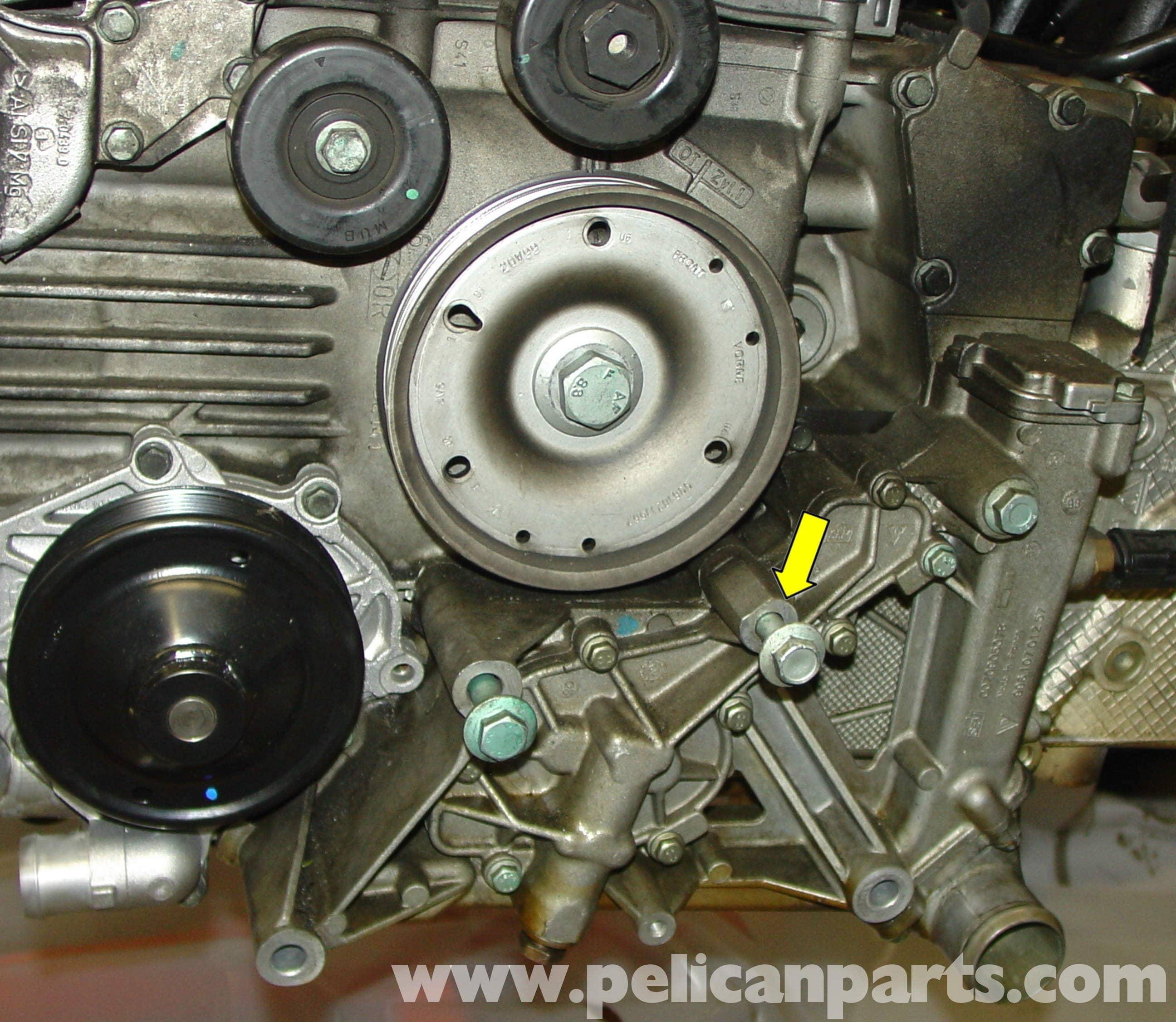 Porsche 911 Engine Swap: Porsche Boxster Engine Conversion Project