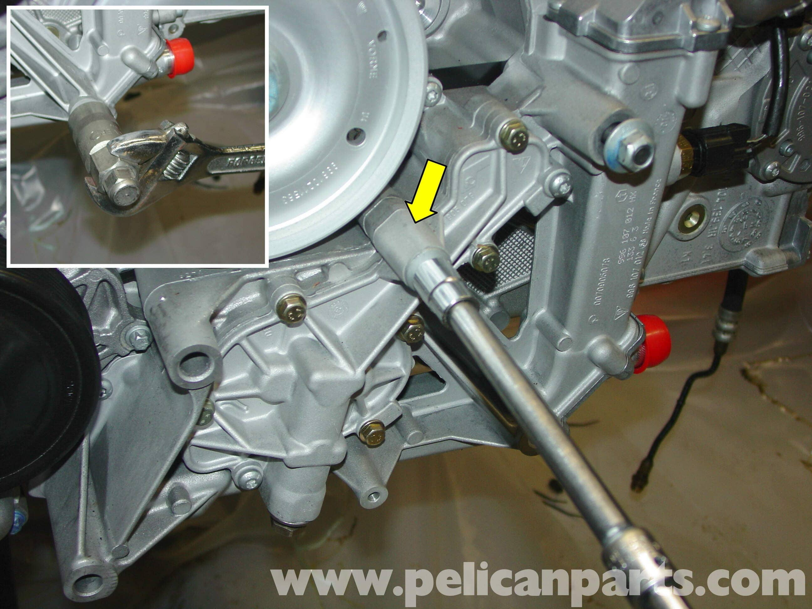 Pic on Porsche 911 996 Engine Motor Mounts Pictures