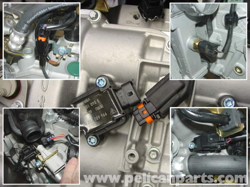 Porsche Boxster Engine Conversion Project - 986    987  1997-08