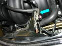Securely attaching your ground strap is very important for the proper operation of the engine.