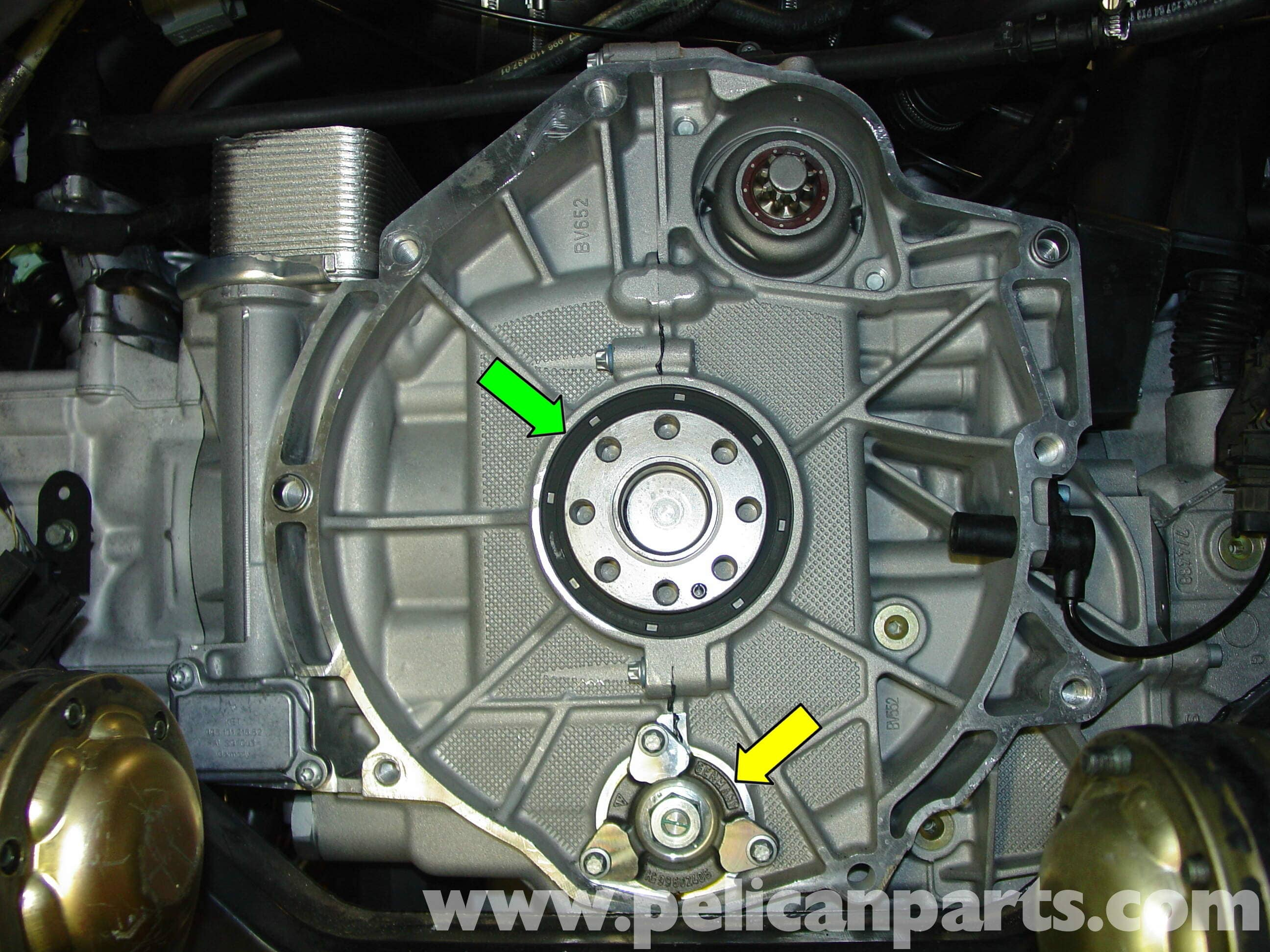 Pelican Parts Technical Article: Common Boxster Engine