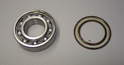 Here's a shot of the bearing that we're considering for the kit, with the improved seal removed.