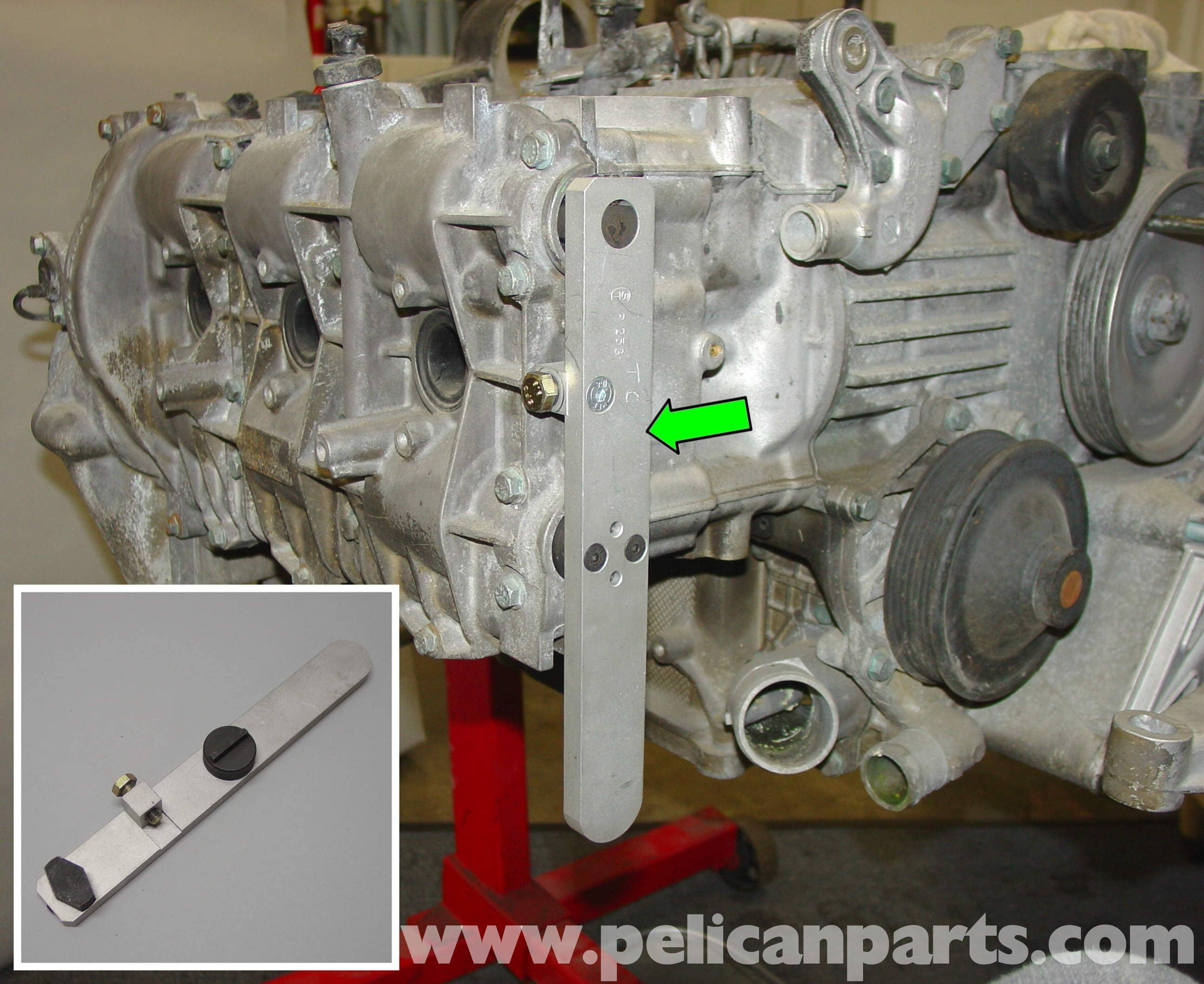 Porsche Boxster Camshaft Upgrade / Chain Tensioner