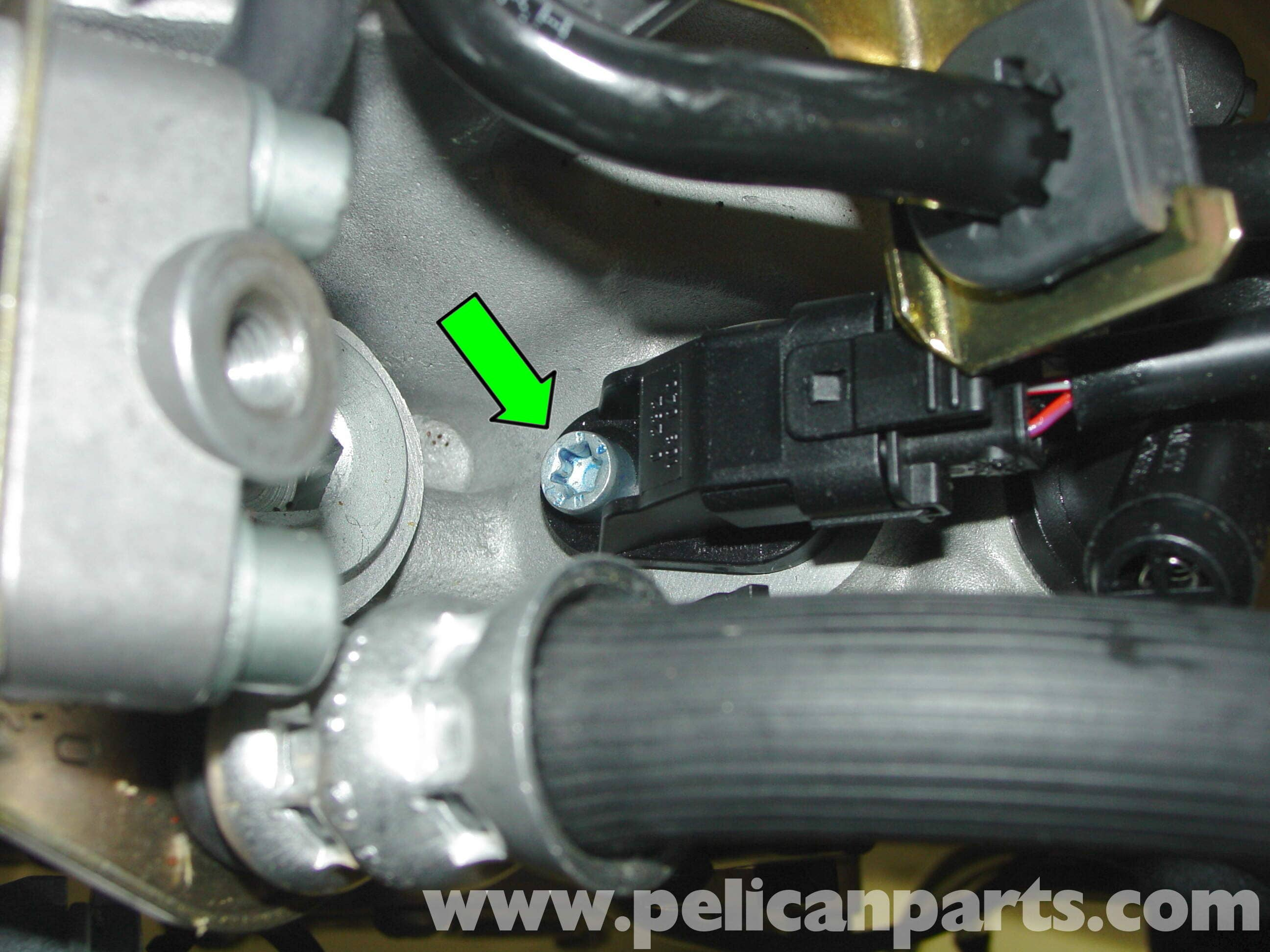 Porsche Boxster Engine Sensor Replacement 986 987
