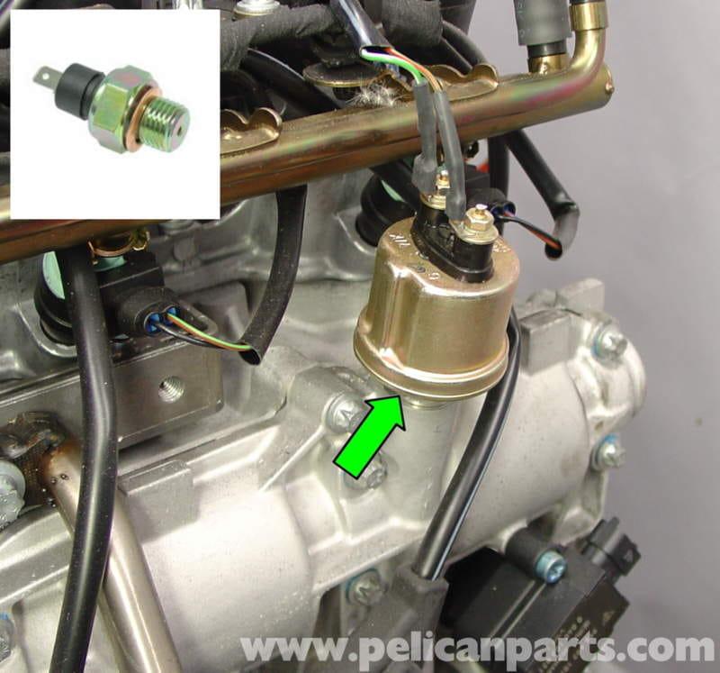 Pic on Camshaft Position Sensor Location