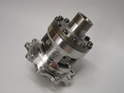 Shown here is a limited slip differential from Guard Transmission.
