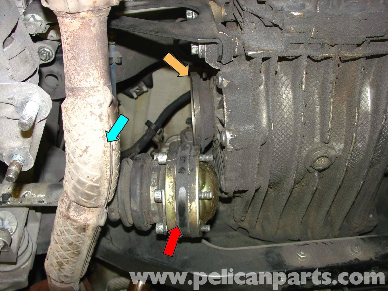 For 2003-2015 Porsche Boxster CV Boot Kit Rear 62694JN 2004 2005 2006 2007 2008