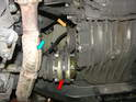 There are two methods you can use to remove the axle from the car.