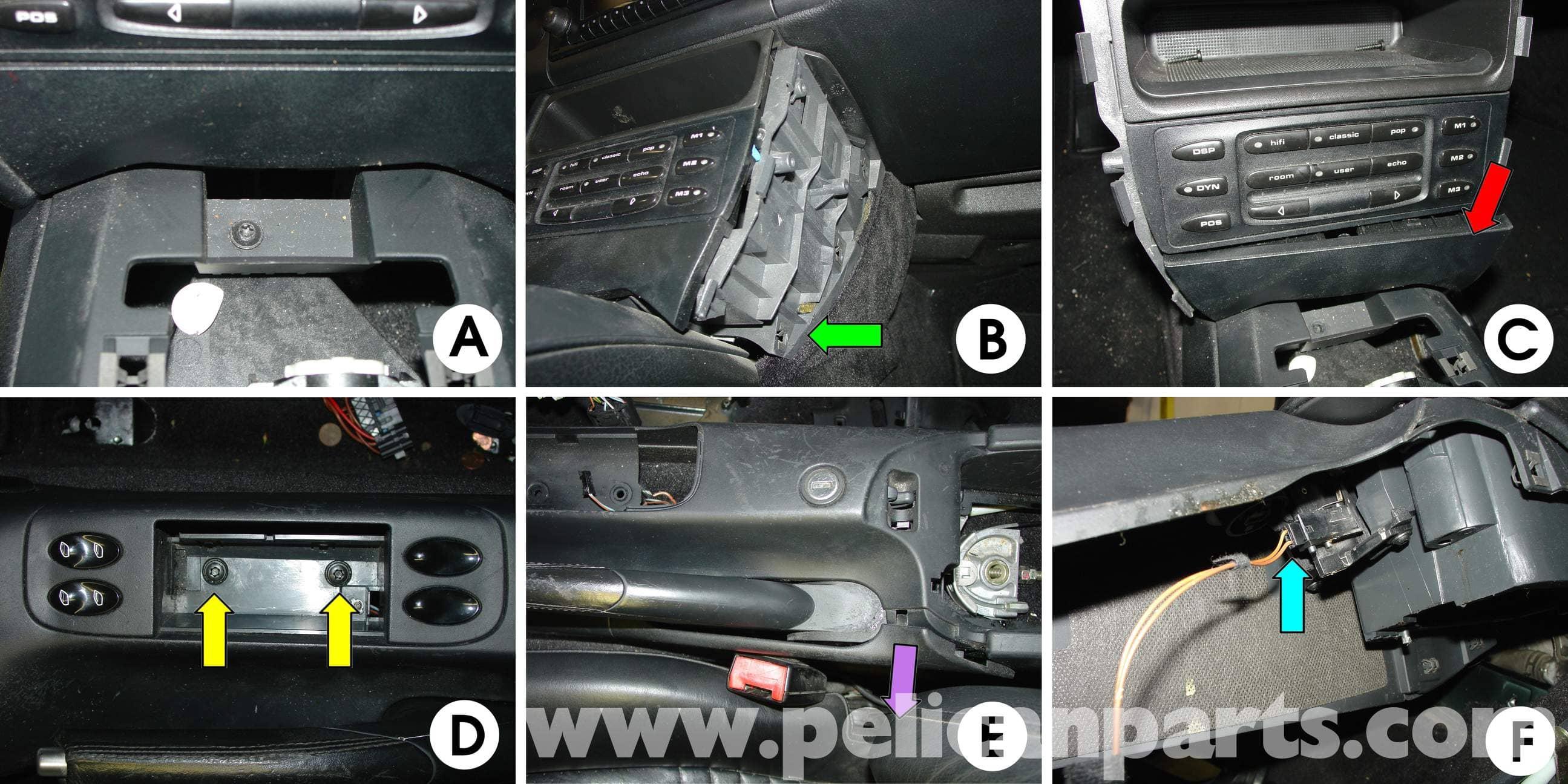 Porsche Boxster Short Shift Kit Ssk Installation And