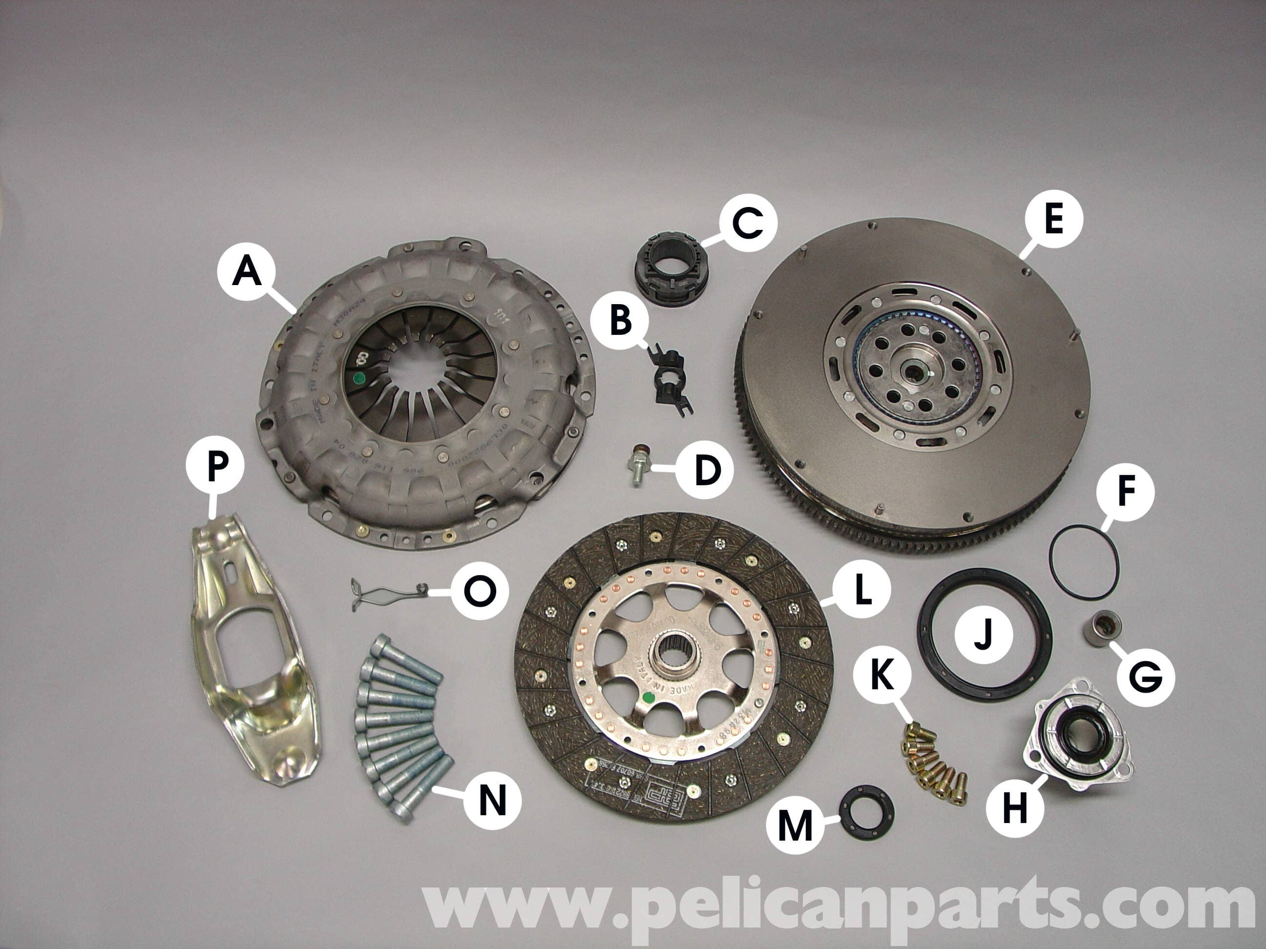 Porsche Boxster Clutch Replacement 986 987 1997 08 Pelican Diagrams Diagnosis Cluthces Hydraulic Adjusting Large Image Extra