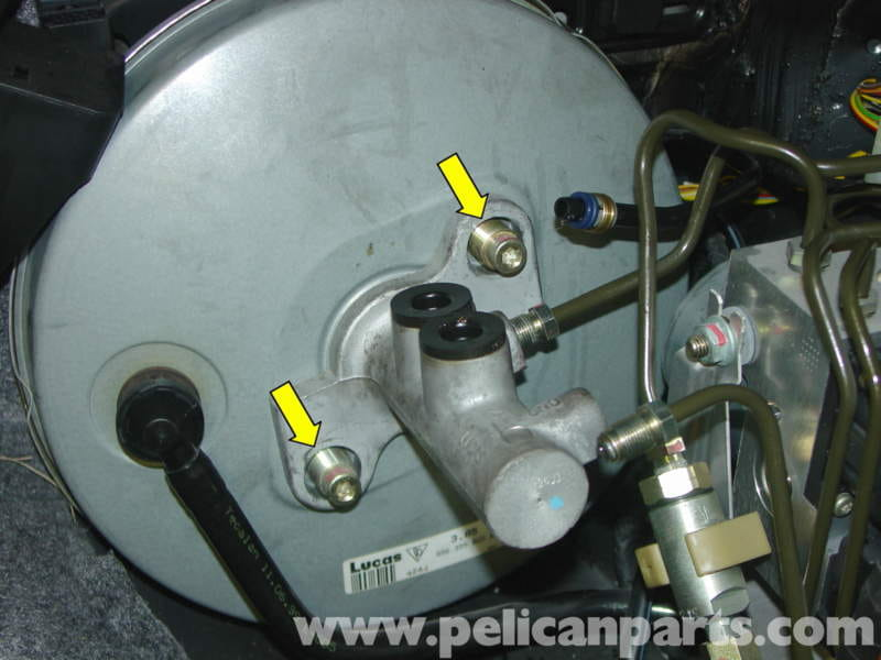 porsche boxster master cylinder replacement 986 987 1997 08 pelican parts technical article. Black Bedroom Furniture Sets. Home Design Ideas