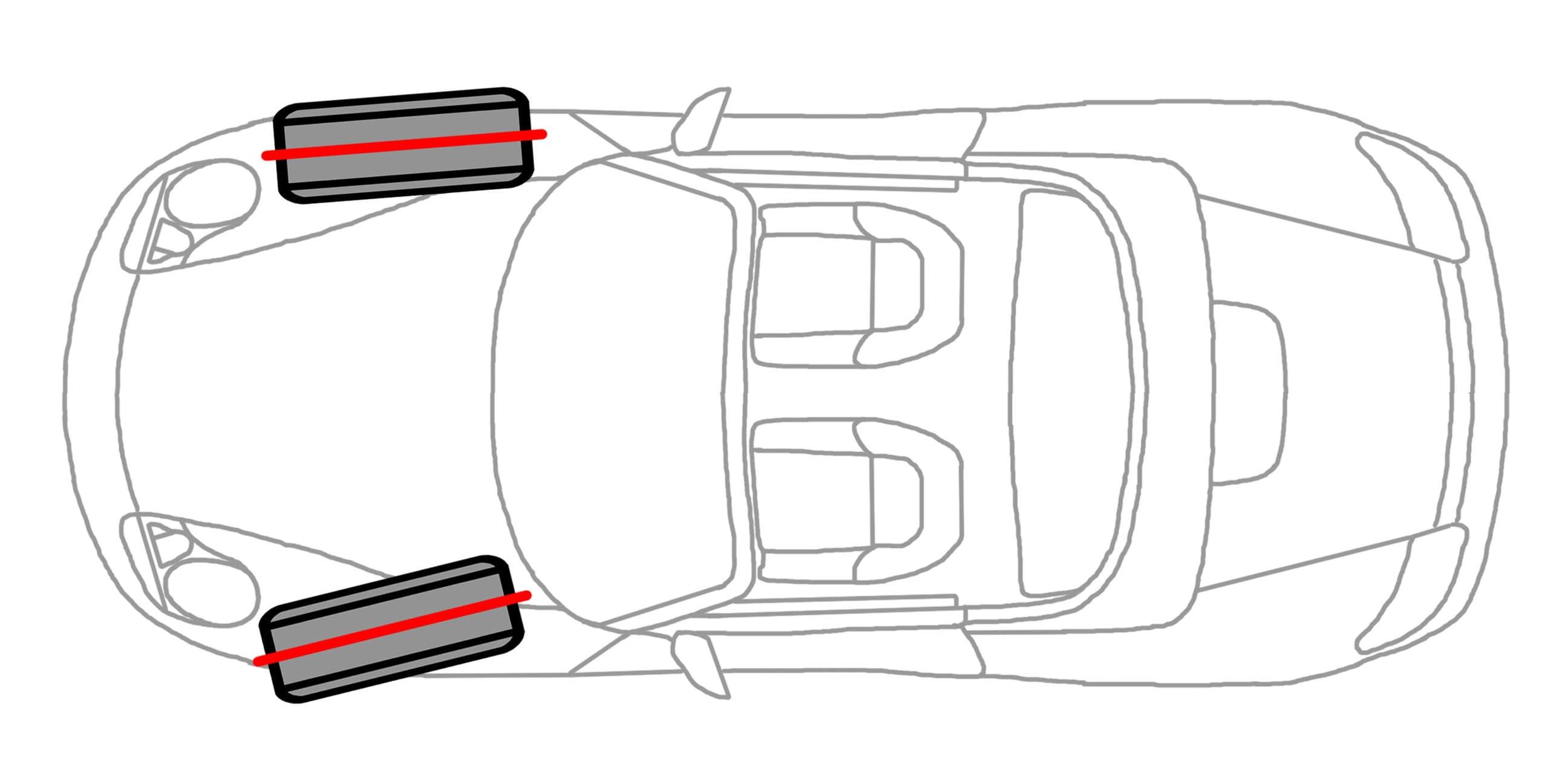 Porsche Boxster Alignment Principles 986 987 1997 08