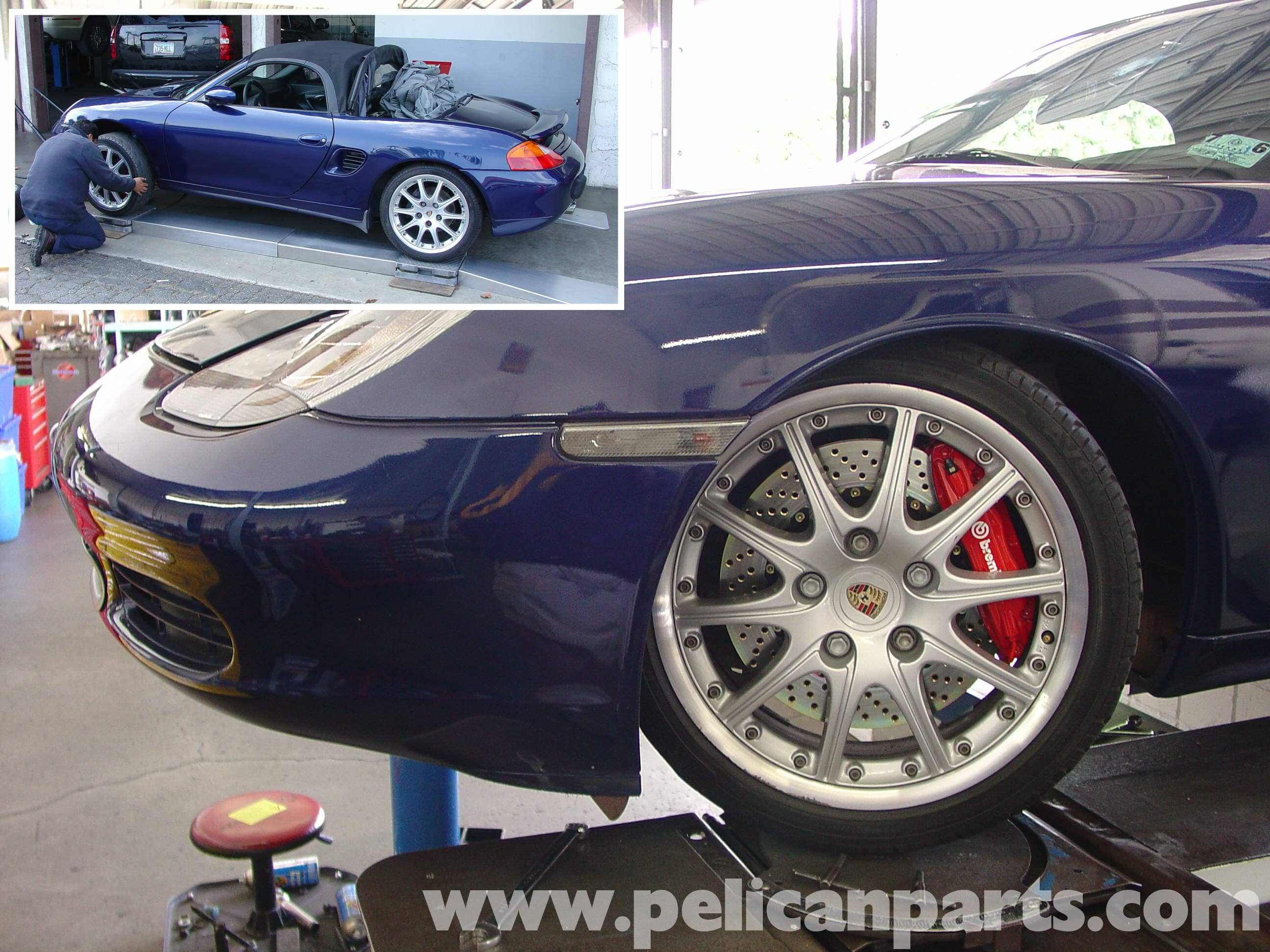 Porsche Boxster Alignment Principles 986 987 1997 08