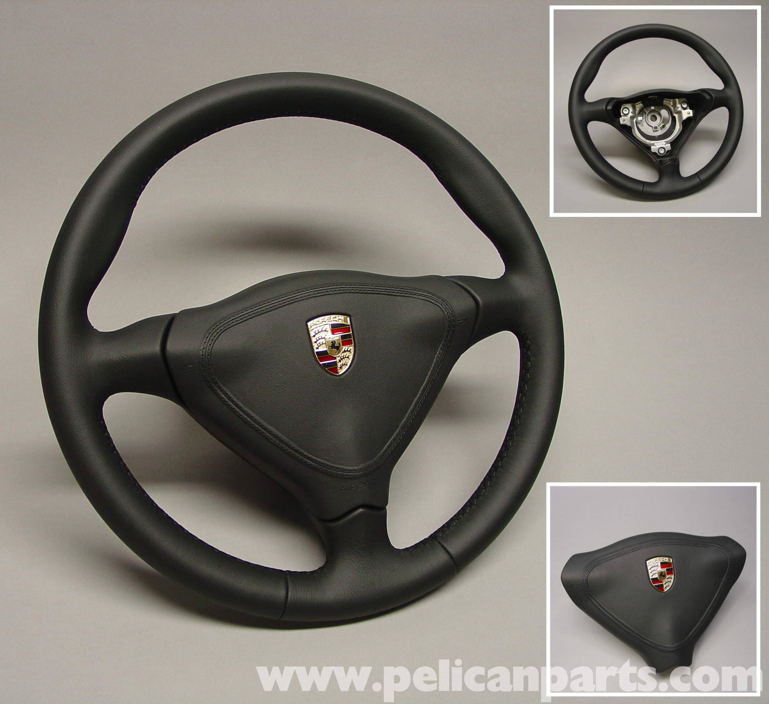Porsche Boxster Steering Wheel