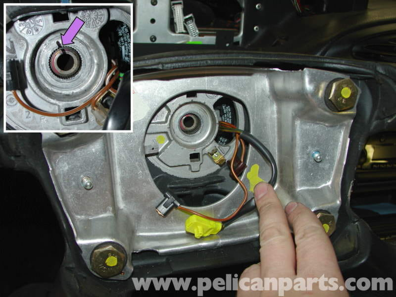 Porsche Boxster Steering Wheel