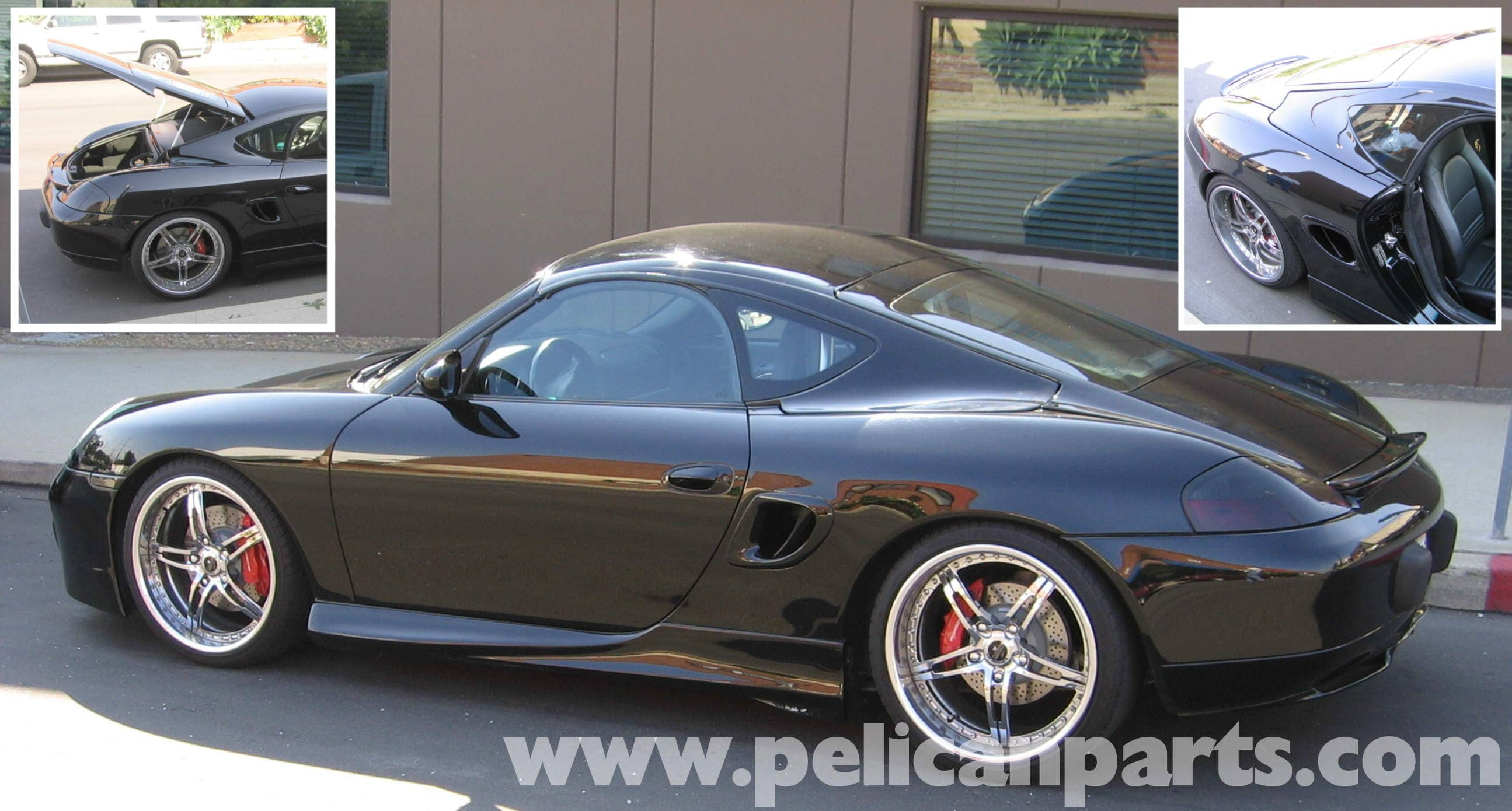 Porsche Boxster Hardtop Installation Kit 986 987 1997 08 Pelican Parts Technical Article