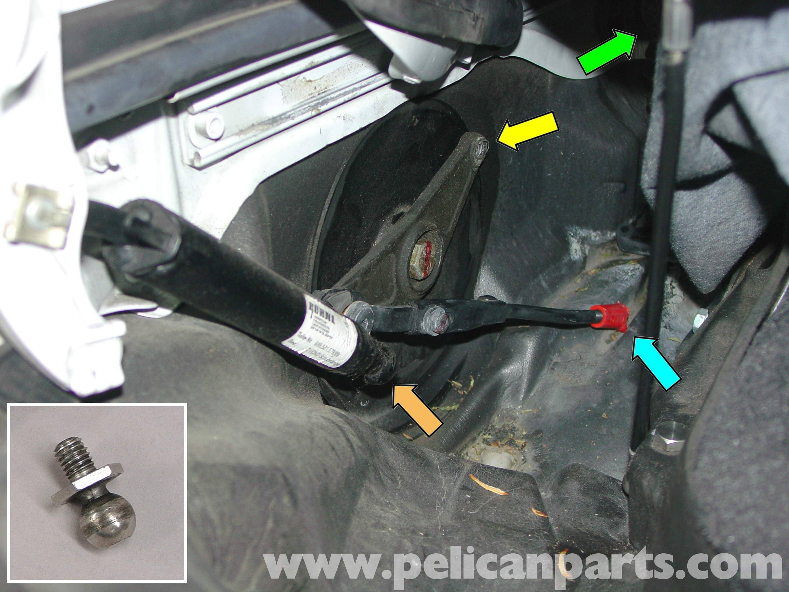02 Cabrio Convertible Top Wiring Diagram Another Diagrams 1998 Vw Ac Porsche Boxster Repair 986 987 1997 08 Rh Pelicanparts Com Describe Motor Pump Operating
