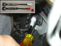 If your convertible top push rod has broken, then you will need to replace it with a new one.