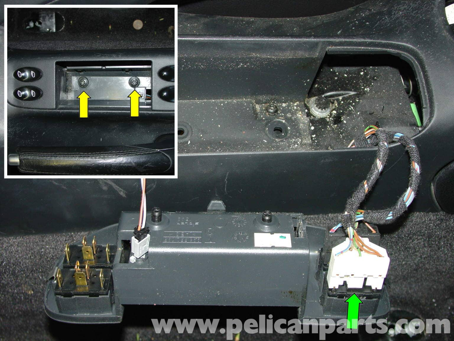 Porsche Boxster Window Regulator Replacement Switch 2000 Engine Diagram Large Image