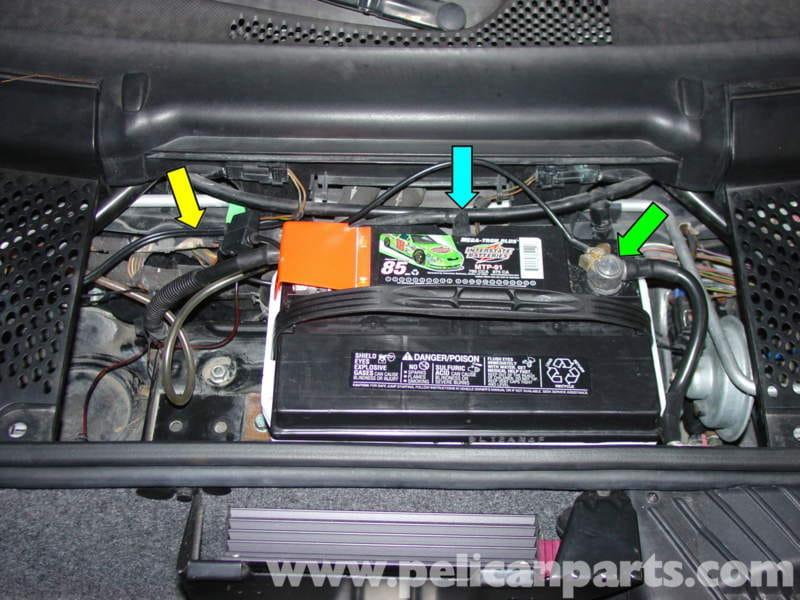porsche boxster battery disconnect switch battery buddy rh pelicanparts com