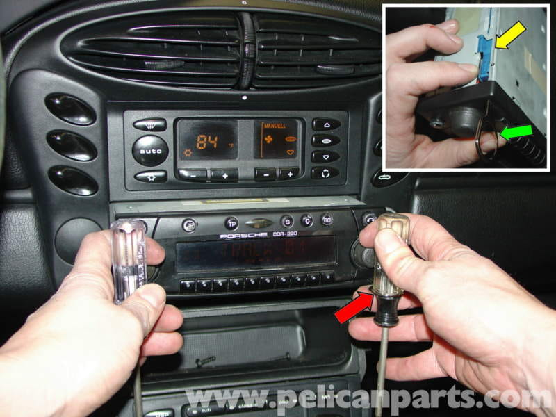 Boxster Stereo Harness Wiring Diagram