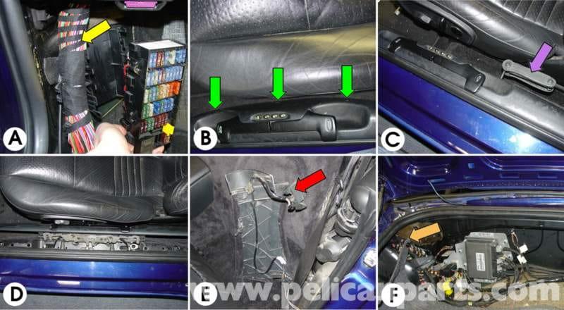 Porsche    Boxster    Cruise Control Installation  986  987
