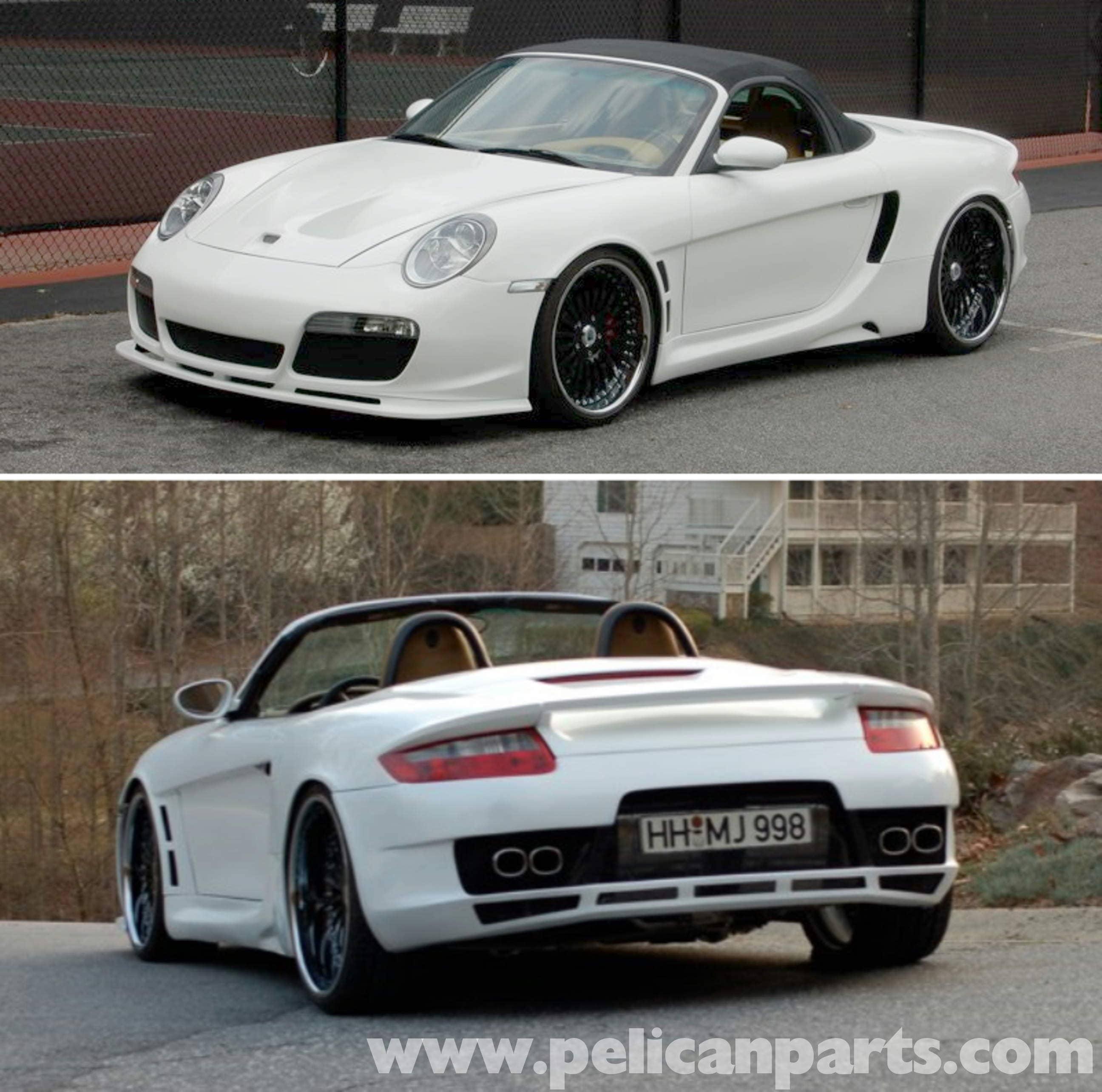Porsche Boxster Personal Touches 986 987 1997 08 Pelican