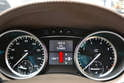 Make sure you see the mileage indicated in the center of the dash (red arrow).