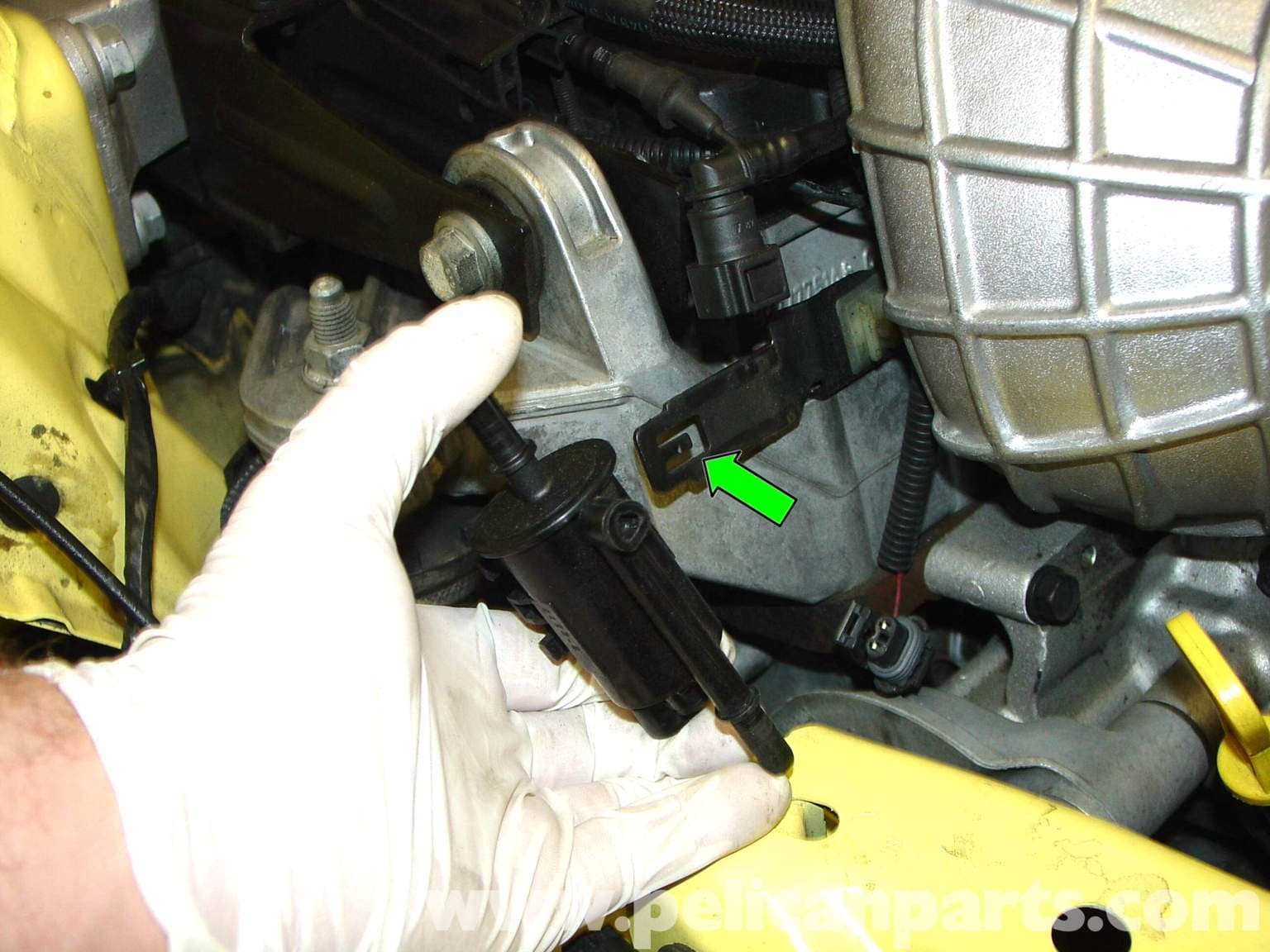 Mini Cooper Serpentine Belt Replacement R50 R52 R53 2001 2006 Wiring Harness Front Mk 3 With Alternator Large Image
