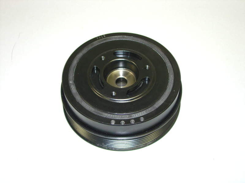 MINI Cooper Crankshaft Pulley Replacement (R50/R52/R53 ...