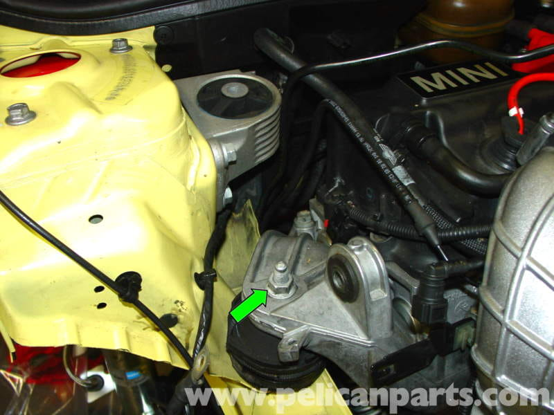 Mini Cooper Engine And Transmission Mount Replacement R50 R52 R53