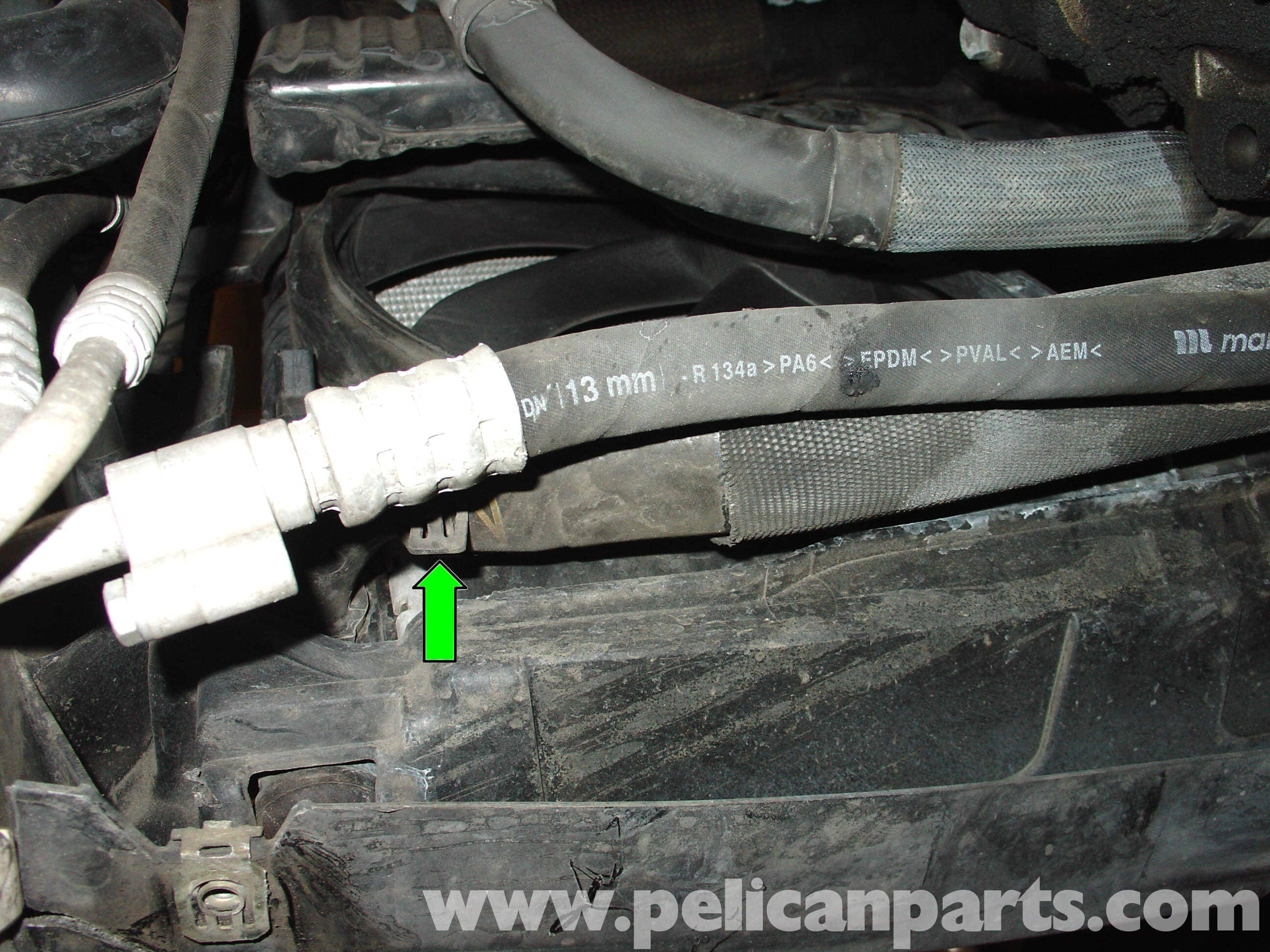 Mini Cooper Coolant Change R50 R52 R53 2001 2006 Pelican Parts Bleeder Screw Nissan Tiida Large Image Extra