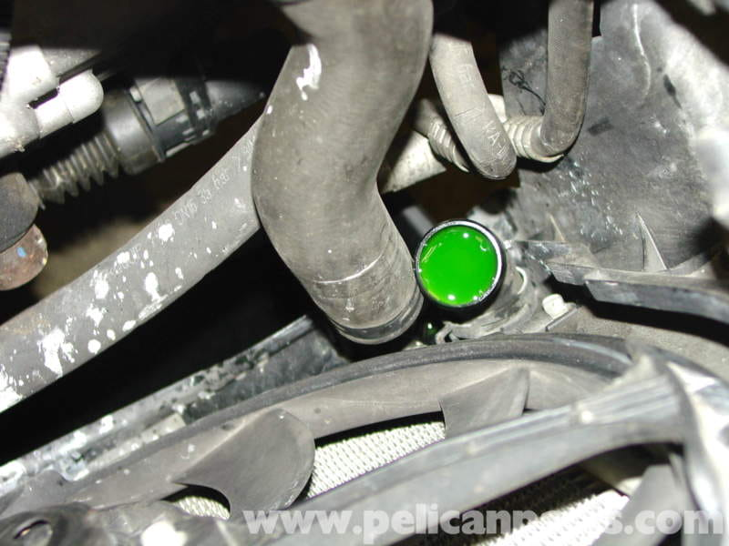 Mini Cooper Coolant Change R50 R52 R53 2001 2006