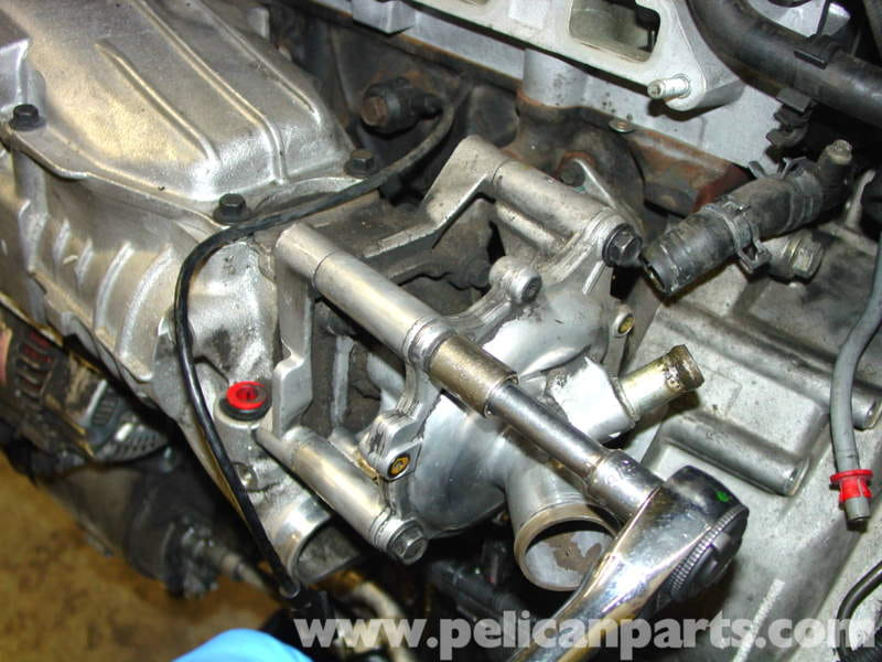 MINI Cooper R53 Water Pump Replacement (2001-2006) | Pelican