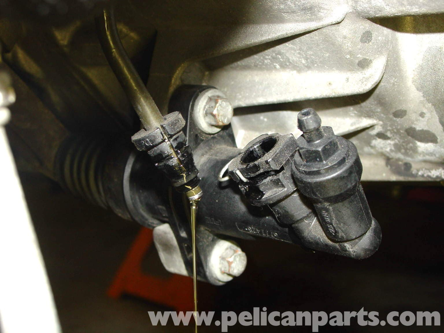 Mini Cooper Clutch Master And Slave Cylinder Replacement