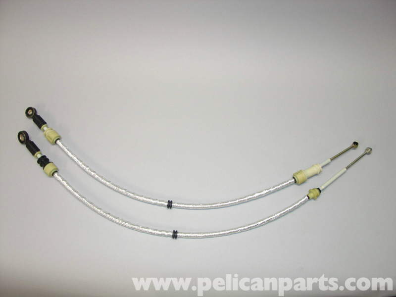 Mini Cooper Shift Cable Replacement R50 R52 R53 2001 2006